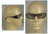 Crews Frostbite II Black Frame/Indoor/Outdoor Lens Safety Glasses