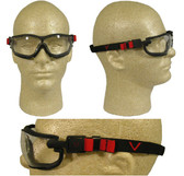 Pyramex V2G Safety Goggles with Clear Lens