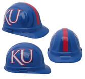 Kansas University Jayhawks Safety Helmets
