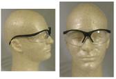 Crews Klondike Safety Glasses w/ Clear Lens