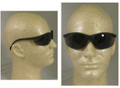 Crews Klondike Safety Glasses w/ Smoke Lens