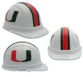 Miami University Hurricanes Safety Helmets