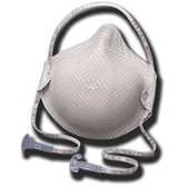 MOLDEX 2600 N95 Respirator with Handy Strap (15 per box) White