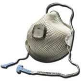 MOLDEX 2700 N95 Respirator with Handy Strap and Valve (10 per box)