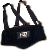 OK -1 Back Support Belt With Suspenders