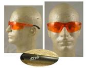 Pyramex Ztek with Orange Lens Safety Glasses
