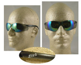 Pyramex Ztek with Gold Mirror Lens Safety Glasses