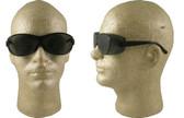Pyramex OTS safety glasses with Smoke Lens