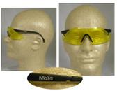 Pyramex Intrepid Amber Lens Safety Glasses