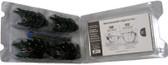 Universal Smoke Sideshields (10 pairs B53 and 10 pairs B27)