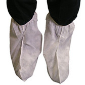 Polypropylene Boot Covers, 13 inch tall, WHITE (200 pair)