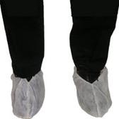 Polypropylene Shoe Covers Plain White (150 pair)