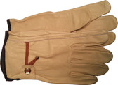 Premium Cowhide Driver with Pull Strap (SOLD BY THE PAIR)
