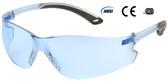Pyramex ITEK Safety Glasses Infinity Blue Lens