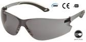 Pyramex ITEK Safety Glasses FOG FREE SMOKE Lens