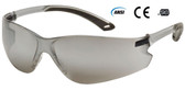 Pyramex ITEK Safety Glasses Silver Mirror Lens