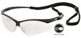 Pyramex Wildfire Safety Glasses - FOG FREE Clear Lens