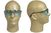 Pyramex Venture II V2 Metal Safety Glasses with Infinity Blue Lens
