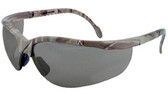 Radians Realtree HW series Safety Glasses with Smoke Lens