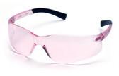 Pyramex Ztek Mini Safety Glasses with Pink Lens