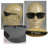 Pyramex Venture II Readers Safety Glasses - Smoke Lens w/2.5