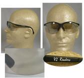 Pyramex Venture II Readers Safety Glasses - Indoor/Outdoor Lens w/2.0