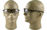 Pyramex Fortress safety glasses Black Frame with Indoor Outdoor Lens