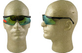 Smith & Wesson Mini Magnum Safety Glasses with Mirror Lens