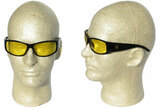 Smith & Wesson Elite Safety Glasses with Amber Anti-Fog Lens