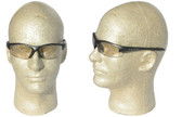 Smith & Wesson Equalizer Safety Glasses with Gun Metal Frame, Indoor/Outdoor Lens