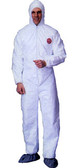 Tyvek® Coverall with Hood, Boots and Elastic Wrists (5 SAMPLE PACK)