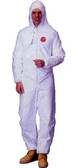 Tyvek® Coverall with Hood, Elastic Wrists and Ankles (5 Suit SAMPLE PACK)