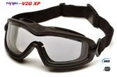 Pyramex V2G-XP Goggles Fog Free Clear Lens