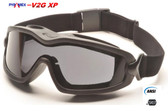 Pyramex V2G-XP Goggles Fog Free Gray Lens