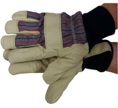 Premium Pigskin with Thinsulate Lining & Knit Wrist (sold by the pair)