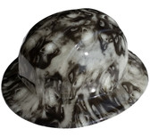 Hydro-Dipped-FULL BRIM-GLOW IN THE DARK-Hard Hats-Ratchet Suspension-Hades