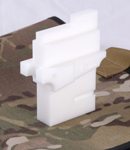 AR-15 Armorer Block Receiver Block Only