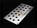 2011-2014 Sorento Aluminum Heel Plate