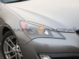 2010-2012 Genesis Coupe Eyelines