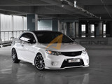 2010-2013 Forte Koup Ixion Front Lip Spoiler