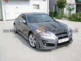 2010-2012 Genesis Coupe Tomato Body Kit