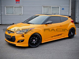 2012-2016 Veloster Quantum Body Kit