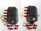 2010-2015 Tucson Leather Smart Key Holder