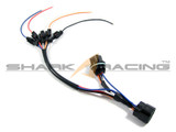 Hyundai/Kia Headlight Wiring Harness Adapter Set - 6 Pin