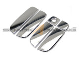 2010-2013 Soul Chrome Door Handle Overlays