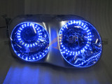 00-01 Tiburon Angel Eye Headlights