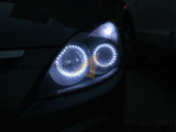 07-10 i30 Angel Eye Headlights