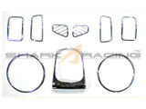 07-10 i30 Chrome Interior Kit