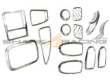 01-06 Elantra Chrome Interior Kit