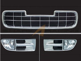 2006 Sportage Chrome Grill Set